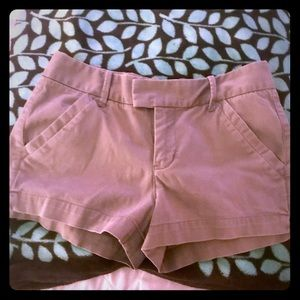 Size 4 Juicy Couture kaki shorts